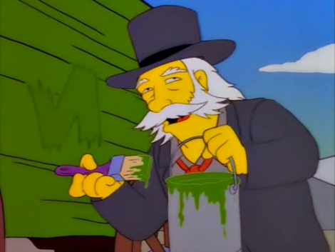 Gonna paint that wagon!