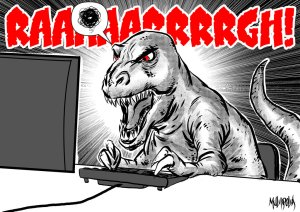 frustrated_t_rex_typing_by_kid_liger-d32hard