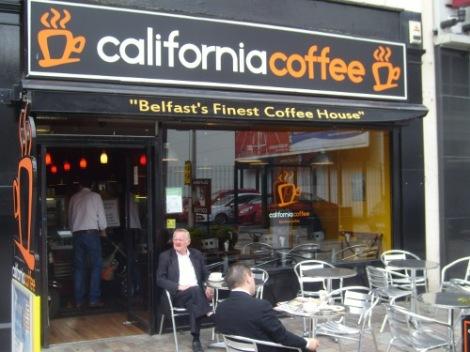 I am a California coffee fan