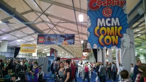 Belfast Comic Con (Photo from pastiebap.com)