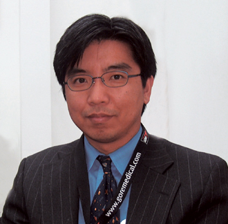 This guy, right? Takao Ohki is head of vascular surgery at Jikei, and the guy who I have applied to go and work with.