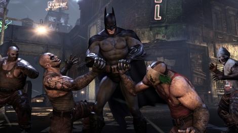 Batman : Arkham Badass