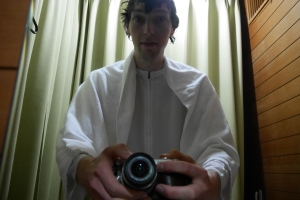 My baptism gear - covert photography