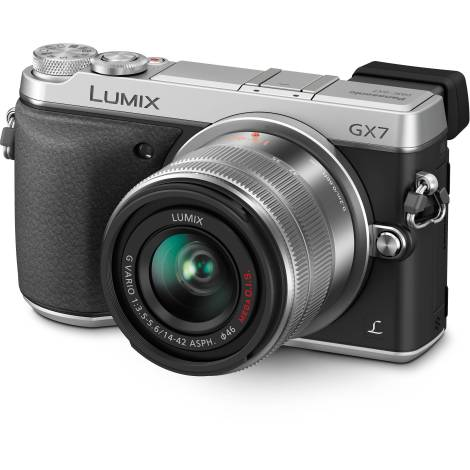 The Panasonic DMC-GX7 - my new digital camera