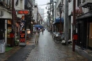 I have to say, rainy Tokyo looks pretty good