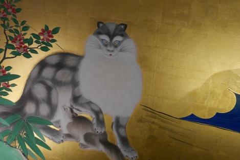 A cat?