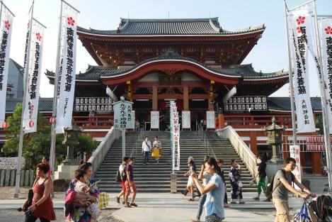 Osu-Kannon Temple