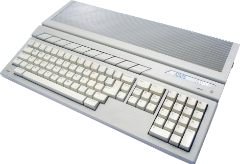 The Atari 520ST