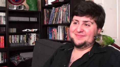 JonTron and Jacques