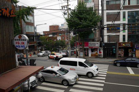 Hongdae-ish