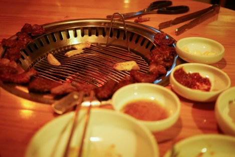 The Korean BBQ