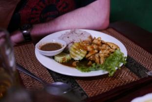 Chicken Lok Lak