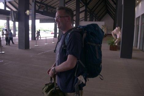 Lost luggage siem reap