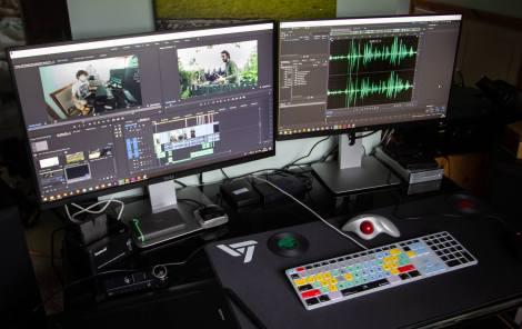 Newforge Editing Desk